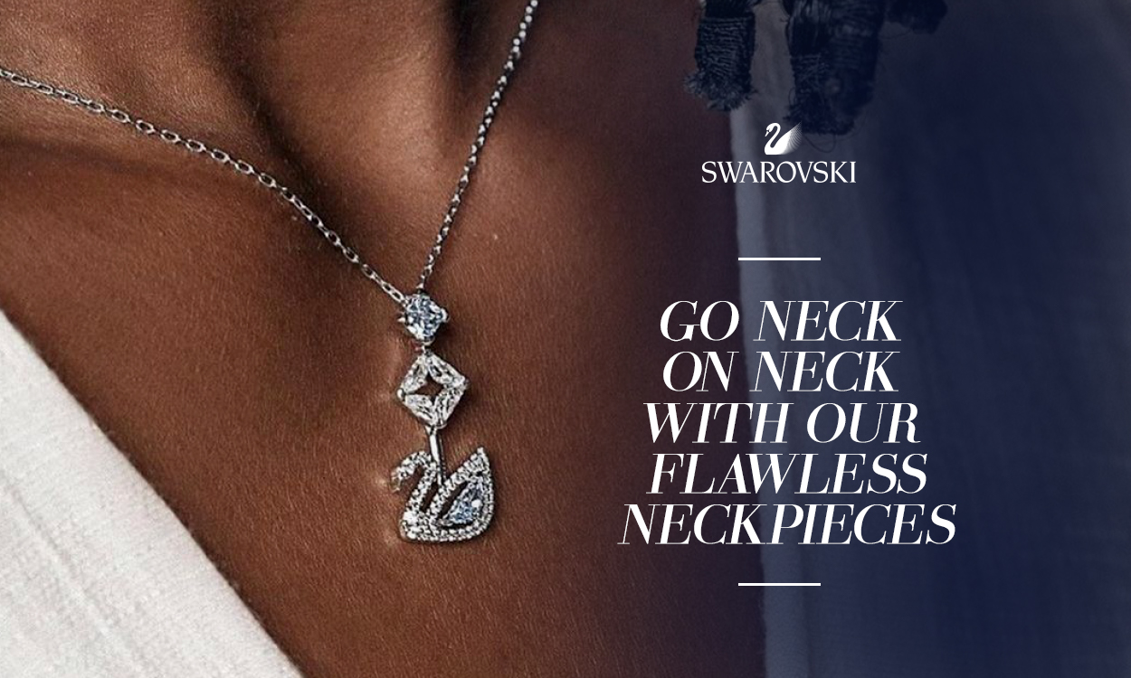 Go Neck on Neck with our Flawless Neck Pieces