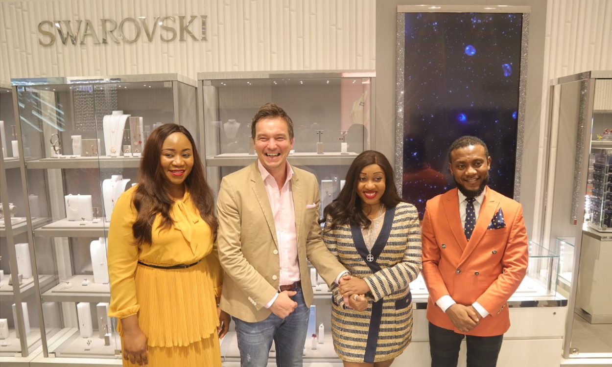 Swarovski Opens First Store in Nigeria