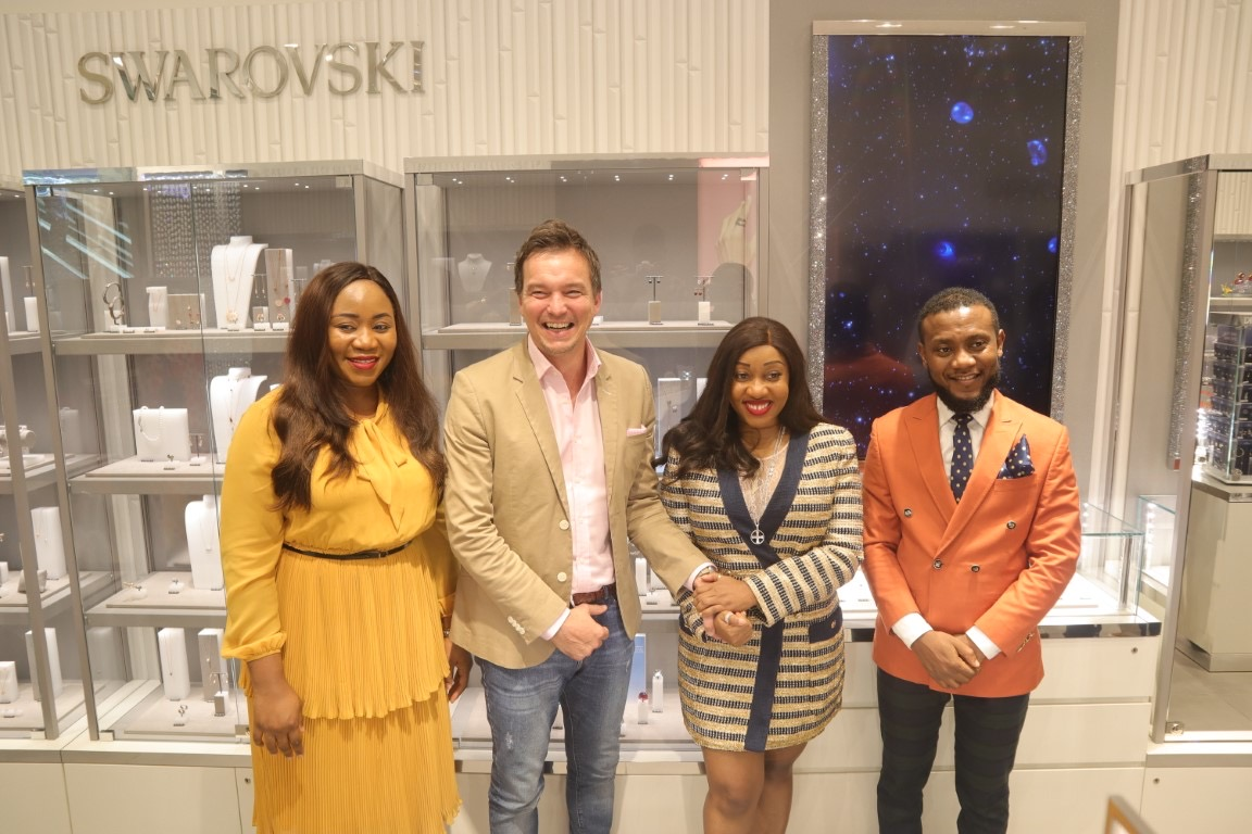Swarovski Nigeria Website Launch – E-commerce Platform